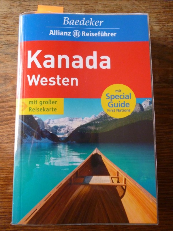 Canada Guide (West)