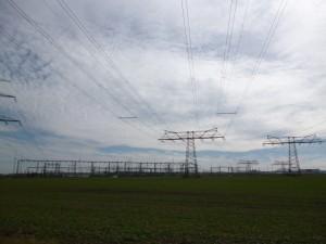 Energiereiche Gegend