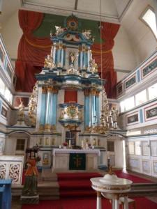 Kirche zu Kerspleben