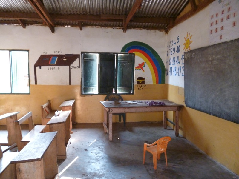 the orphanage school